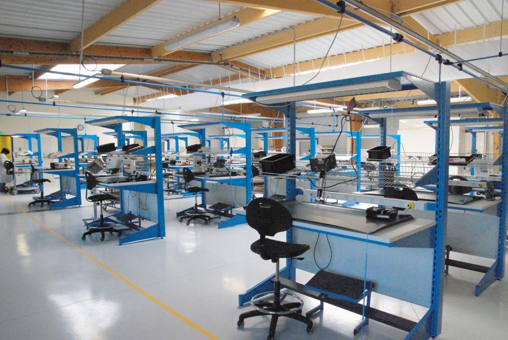 Atelier de câblage